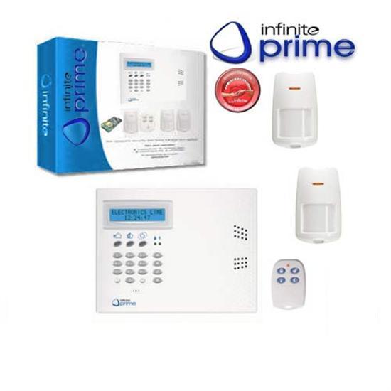 Centrale d'allarme Wireless PRIME