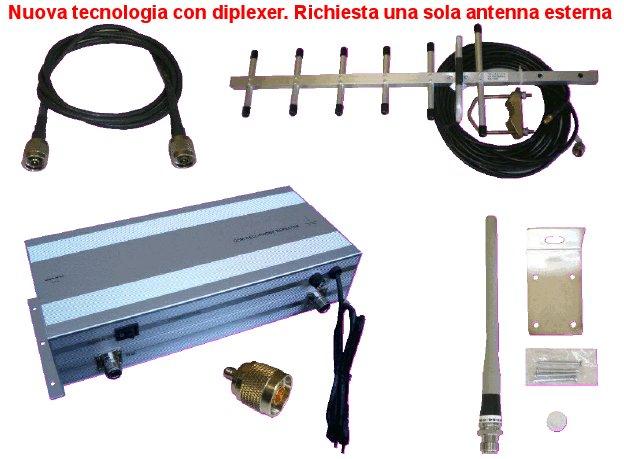 RIGENERATORE SEGNALI GSM/UMTS/DATI